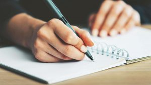 لاتحاول تذكر كل شي اكتبه
